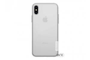 Чехол для Apple Iphone XS Max case Nillkin Nature Series TPU