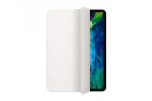Чехол для Apple Smart Folio Black for iPad Pro 11 White (MXT32)