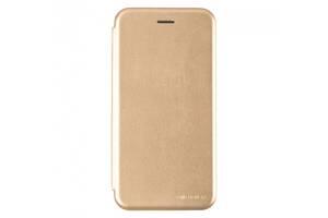 Чехол G-Case для OnePlus 7 Pro книжка Ranger Series магнитная Gold