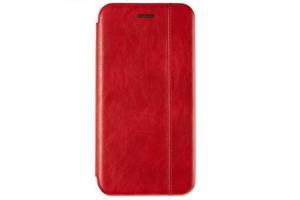 Чехол Gelius для Xiaomi Redmi 9 книжка Book Cover Leather с магнитом Red
