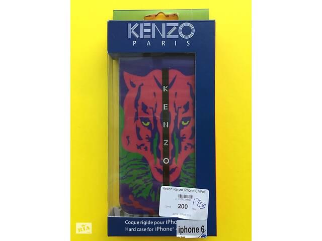 купить бу Чехол Kenzo iPhone 6 Plus Wolf в Харькове
