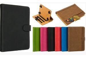 Чехол книжка универсальная с карманом для планшетов 7 дюймов