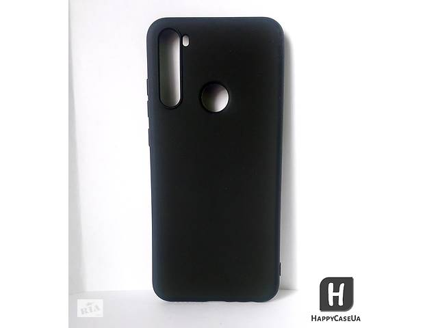 купить бу Чохол Redmi Note 8T Black в Кролевці