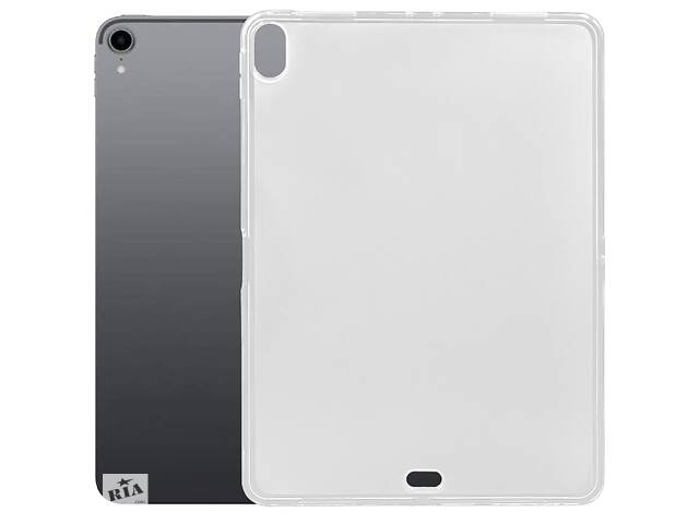 "купить бу Чехол TPU матовый для Apple iPad Pro 12.9"" (2018) в Одесі"