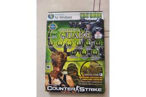 Counter strike anthology of quake ігри для пк диск