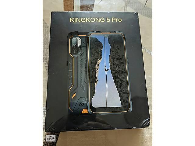 Cubot King Kong 5 Pro •Android 11•NFC•камери 48 Мп та 25 Мп•АКБ 8000•- объявление о продаже  в Киеве