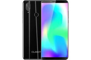 Cubot X19 4/64Gb Black (STD04118)