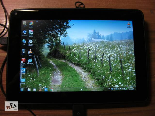 купить бу Dell Latitude 10 ST 10 Дюймов Мультитач LED Atom Z670 1.5ГГц 2/128ГБ SSD Dell Оригинал 30-Вт З/У Батарея 5 часов из США в Киеве