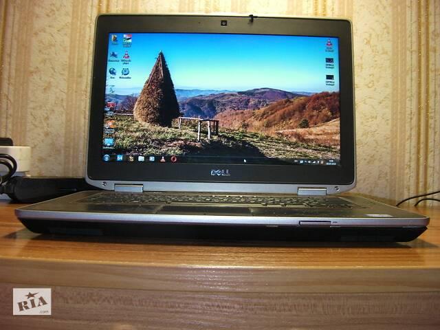 бу Dell Latitude E6420 14 Дюймов LED Core I5-2520M 2.50ГГц-3.20ГГц 4ГБ/250ГБ ВебКамера НОВЫЕ Батарея и 90-Вт З/У из США #2 в Тернополе