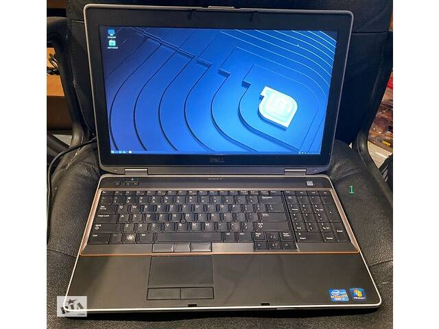 купить бу Dell Latitude E6520 в Бердичеве