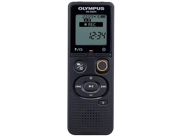 продам Диктофон Olympus VN-540PC 4GB Black (V405291BE000) бу в Києві