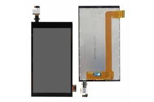 Дисплей (LCD) HTC 620G/  620 Desire Dual sim с сенсором чёрный