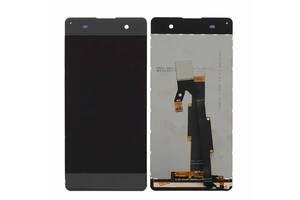 Дисплей (LCD) Sony F3111 Xperia XA/  F3112/  F3113/  F3115/  F3116 с сенсором серый