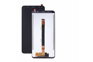 Дисплей (LCD) Ulefone Power 3L с сенсором черный
