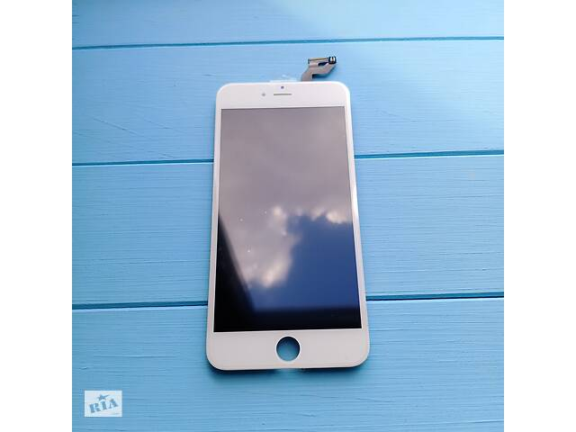 бу Дисплейный модуль Apple iPhone 6S Plus White в Харькове
