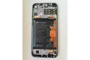 Дисплейный модуль, экран, дисплей для Huawei P40 Lite E (ART-L29),Y7p (2020), Honor 9C Aurora Blue (orig)