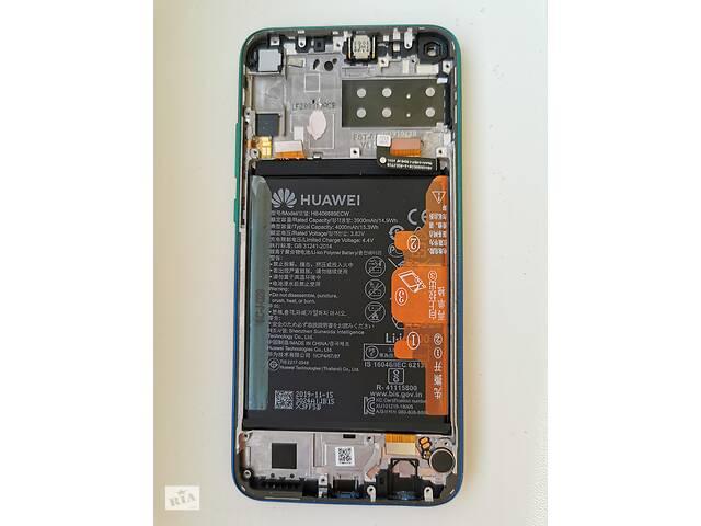 купить бу Дисплейный модуль, экран, дисплей для Huawei P40 Lite E (ART-L29),Y7p (2020), Honor 9C Aurora Blue (orig) в Киеве