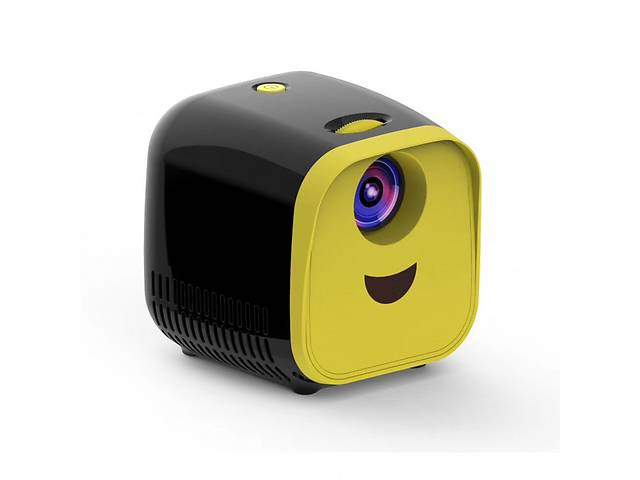 Дитячий міні проектор  L1 Kids Story Projector для домашнього використання Жовто-Чорний- объявление о продаже  в Одесі