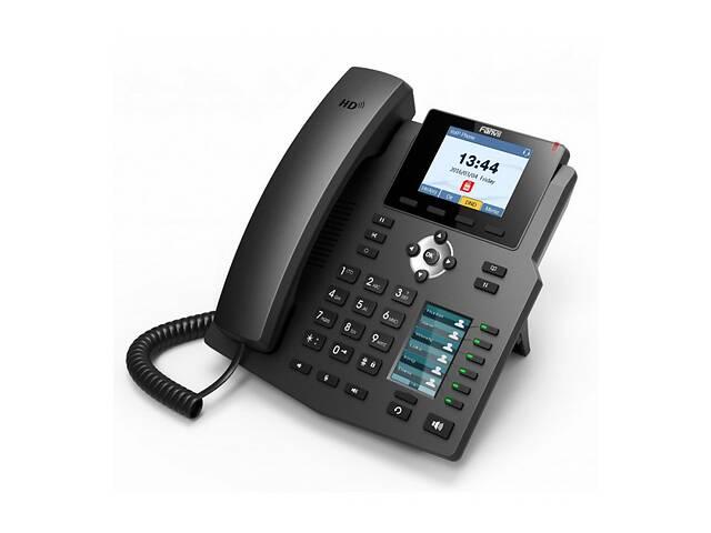 Fanvil X4U, sip телефон 12 SIP аккаунтов, USB, PoE (запись телефонных разговоров)- объявление о продаже  в Киеве