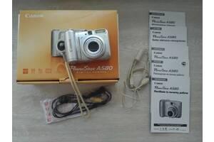 Фотоапарат Canon A580