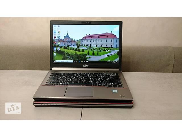 продам Fujitsu Lifebook E746, 14'' FHD IPS, i7-6600U, 16GB DDR4, 256GB SSD. Гарантія. Made in Japan   бу в Львове