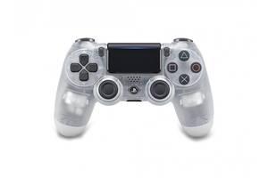 Геймпад Sony DualShock 4 V2 Crystal