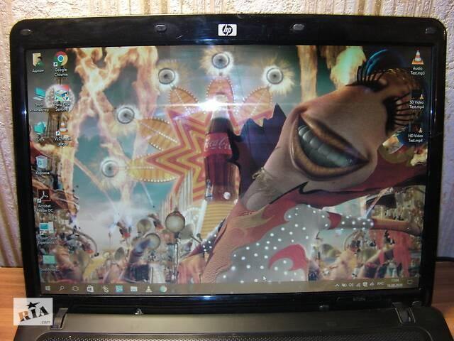 купить бу HP Compaq 6735S 15.4 Дюйма LCD AMD Turion Ultra ZM-82 2x2.20ГГц 3ГБ/250ГБ Новое HP 90-Вт З/У Рабочая Батарея из США #4 в Киеве