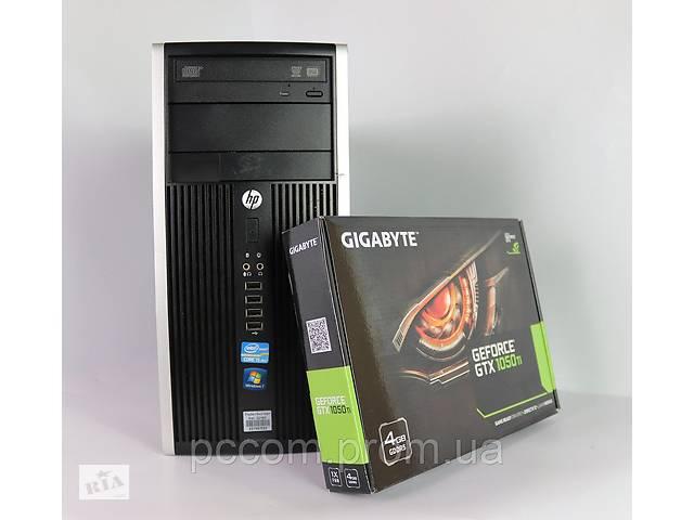 HP COMPAQ ELITE 8200 MT Core i3-2120 8GB RAM 120GB SSD 500GB HDD + Новая GTX 1050TI- объявление о продаже  в Киеве
