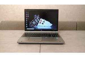 HP Elitebook 8570p, 15,6'' FHD, i7-3740QM, 8GB, 500GB, ATI Radeon 7570M 1GB. Гарантія. Готівка, перерахунок