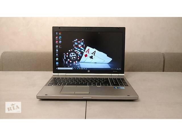 купить бу HP Elitebook 8570p, 15,6'' FHD, i7-3740QM, 8GB, 500GB, ATI Radeon 7570M 1GB. Гарантія. Готівка, перерахунок в Львове