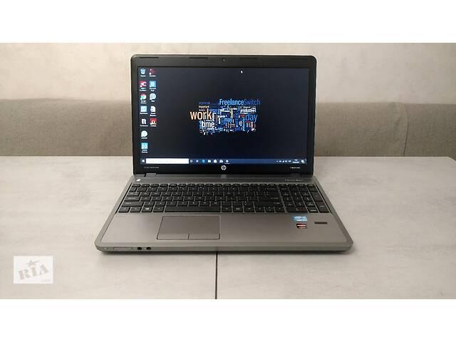 купить бу HP Probook 4540s, 15,6'', i5-3210M, 8GB, 500GB SSHD, AMD Radeon 7650M 1GB 128bit. Гарантія в Львове