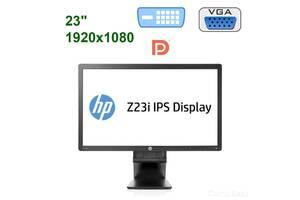 "HP Z23i / 23"" (1920x1080) IPS WLED / DVI-D, DP, VGA, USB B, 2x USB 2.0"