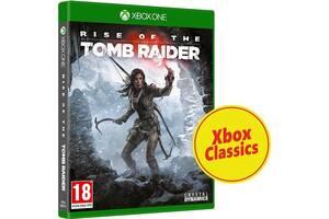 Ігра на Xbox one.Rise of the Tomb Raider.