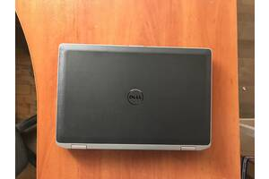 "Ігровий Ноутбук Dell Latitude E6530 15.6"" Full HD,Core i5-3380M 2.90GHz 4GB,320GB,New Baterry з США"