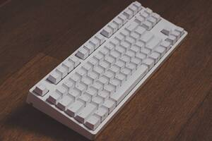 IKBC C87 Механическая Клавиатура Cherry MX Red Blue Brown Speed Silver