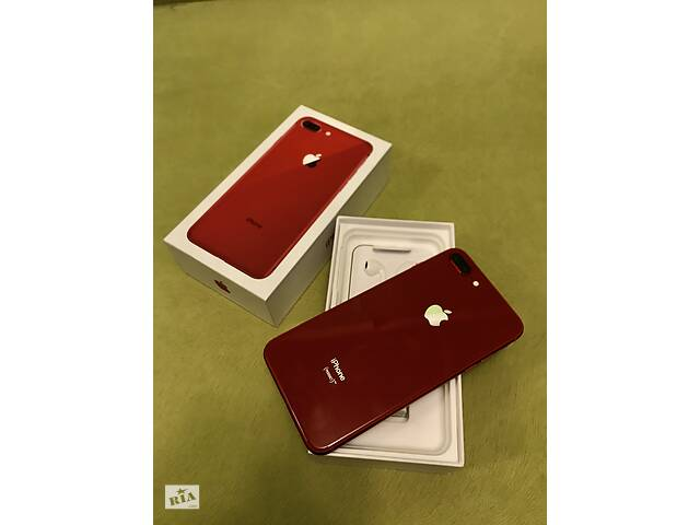 IPhone 8 Plus Red Neverlock- объявление о продаже  в Києві