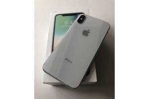 IPhone X/64gb Silver Neverlock