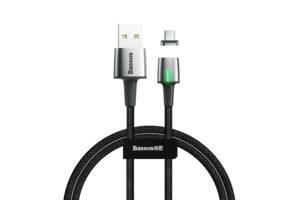 Кабель Кабель Baseus Zinc Magnetic Cable USB For Type-C 3A 1m Black