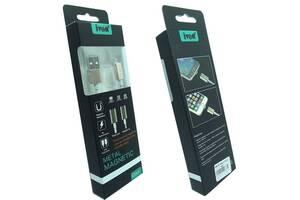 Кабель USB iVon магнитный Micro