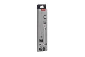 Кабель Usb XO NB8 Lightning SKL80-280191