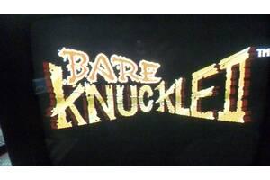 Картридж для sega bare knuckle II