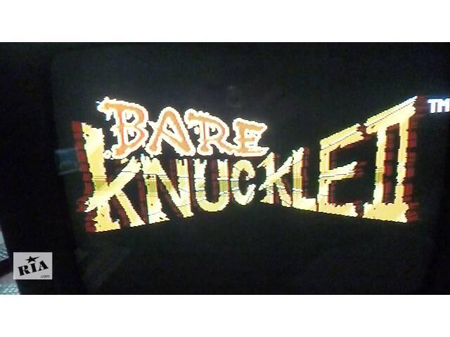Картридж для sega bare knuckle II- объявление о продаже  в Житомире