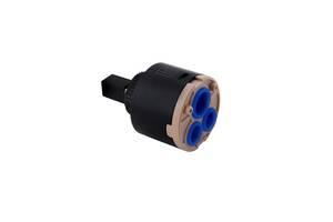 Картридж Lidz (CRM) 55 00 040 00 з пластиковим штоком 40 мм