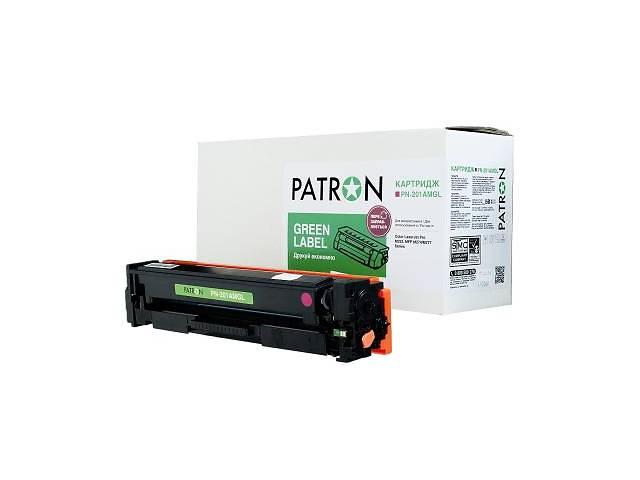 продам Картридж PATRON HP CLJ CF403A для M252/M274/M277 Magenta, GREEN Label (PN-201AMGL) бу в Харькове