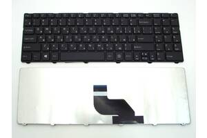 Клавиатура для ноутбука MSI CR640, CX640 ( RU black ).