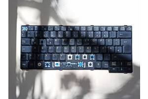 Клавиатура Fujitsu Siemens Esprimo V5555 оригинал V5505 V5515 V5535 V5545 M9400 D9500 черная 9J.N6682.P2R