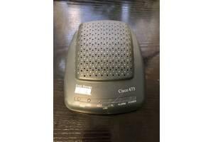 Коммутатор Роутер Модем Cisco 673