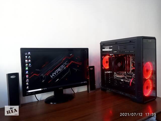 Комп'ютер I7 4790/B85/16gb/SSD 240Gb/HDD 500Gb/600W