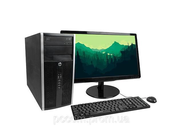 """Комплект HP COMPAQ ELITE 8300 MT Core I3 3220 4GB RAM 320GB HDD + 22"""" Монитор- объявление о продаже  в Киеве"""