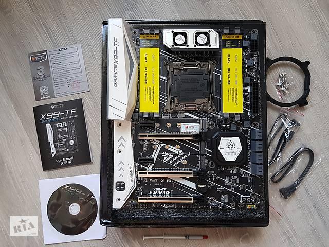 продам Комплект Huananzhi Gaming X99-TF + Xeon E5-2678V3 LGA2011 бу в Киеве